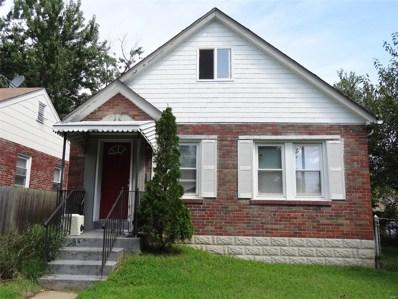 6811 Melrose Avenue, St Louis, MO 63130 - #: 19066214