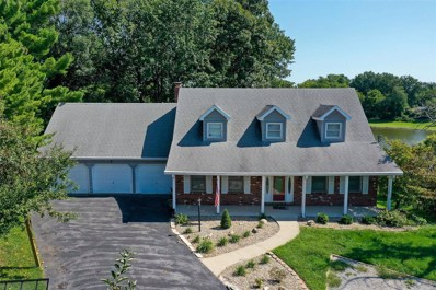 1402 Britany Court, Edwardsville, IL 62025 - #: 19067624
