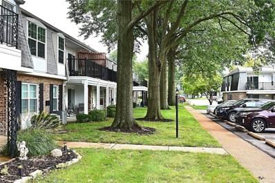 1660 Blue Ridge Drive UNIT H, St Louis, MO 63125 - MLS#: 19068320