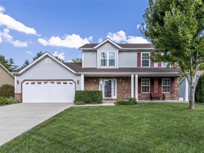 1032 Meadow Lake Drive, Maryville, IL 62062 - #: 19072654