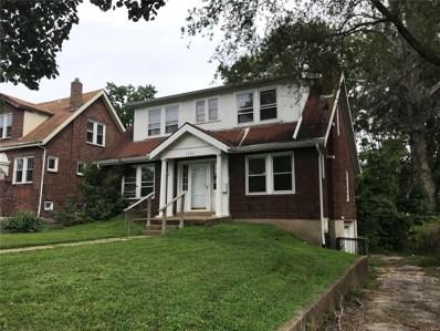 3524 Ridgedale Avenue, St Louis, MO 63121 - MLS#: 19074816
