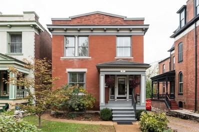 31 Benton, St Louis, MO 63104 - MLS#: 19081754