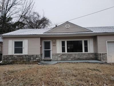422 Freeman, Neosho, MO 64850 - MLS#: 190190