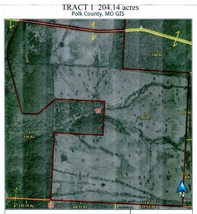 Tbd  Tract 1 325th Road, Bolivar, MO 65613 - MLS#: 60067565