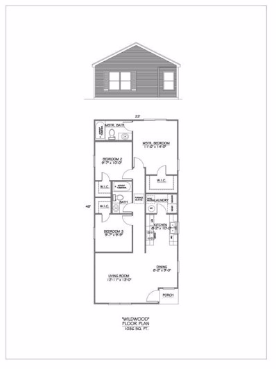 Lot 19  West Gate, Merriam Woods, MO 65740 - MLS#: 60112669