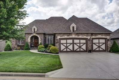 1440 N Rich Hill Circle, Nixa, MO 65714 - MLS#: 60114141