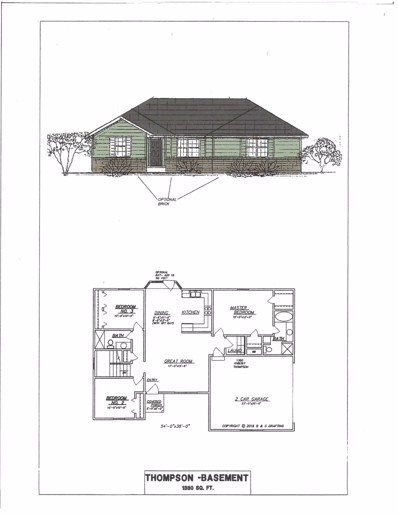 208 E Marion Lane, Kirbyville, MO 65679 - MLS#: 60118249
