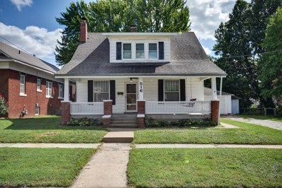 516 W Webster Street, Springfield, MO 65802 - MLS#: 60118977