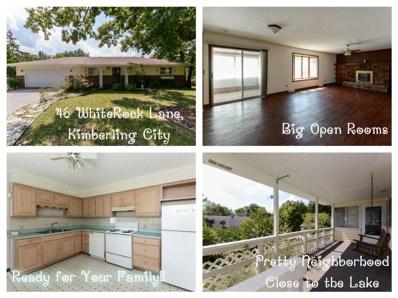 46 Whiterock Lane, Kimberling City, MO 65686 - MLS#: 60119796