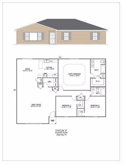 280 Timber Wolf Road, Hollister, MO 65672 - MLS#: 60121568