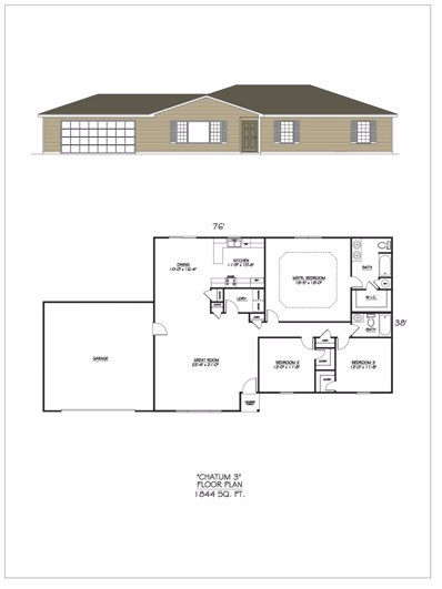 280 Timber Wolf Road, Hollister, MO 65672 - MLS#: 60121569