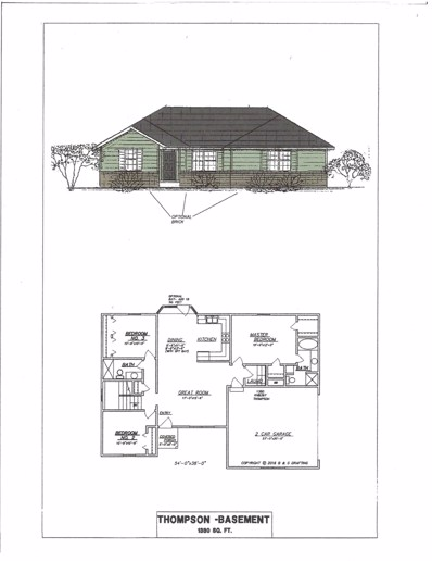 Lot 1  Timber Wolf Estates, Hollister, MO 65672 - MLS#: 60121644
