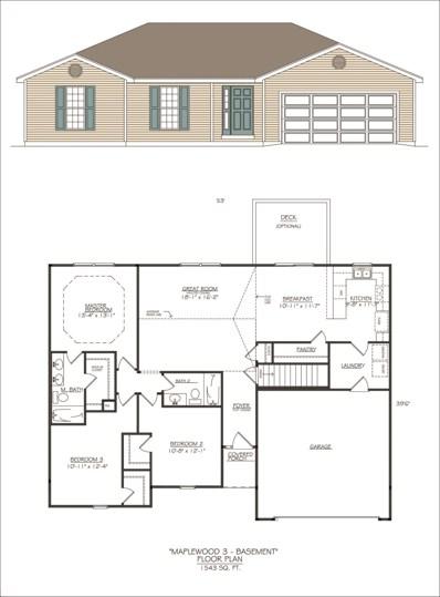 Lot 27  Holts Lake, Branson, MO 65616 - MLS#: 60121721