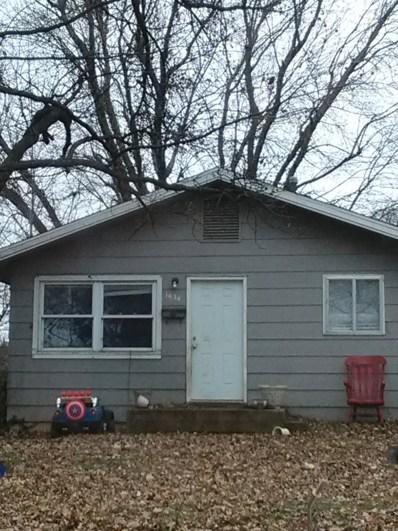 1634 E Nora Street, Springfield, MO 65803 - MLS#: 60124886
