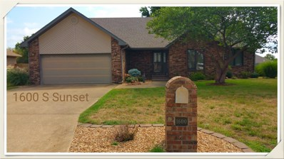 1600 S Sunset, Bolivar, MO 65613 - MLS#: 60125860