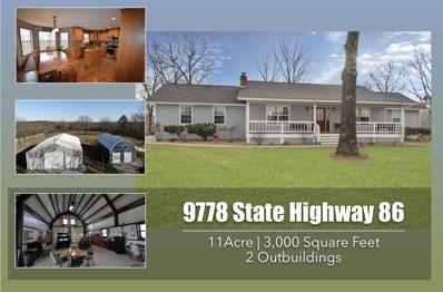 9778 E State Hwy 86, Blue Eye, MO 65611 - MLS#: 60126211