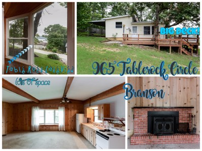 965 Tablerock Circle, Branson, MO 65616 - MLS#: 60126462