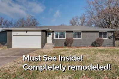 607 E Silsby Street, Springfield, MO 65807 - MLS#: 60127265