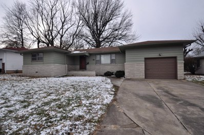 1717 S Grant Avenue, Springfield, MO 65807 - MLS#: 60127708