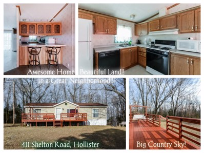 411 Shelton Drive, Hollister, MO 65672 - MLS#: 60129014