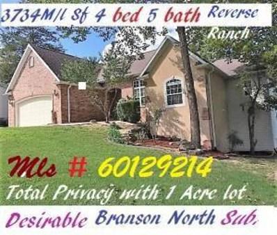 106 Briarcliff Road, Branson, MO 65616 - MLS#: 60129214