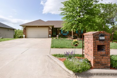 747 E Gallup Hill Road, Nixa, MO 65714 - MLS#: 60135538