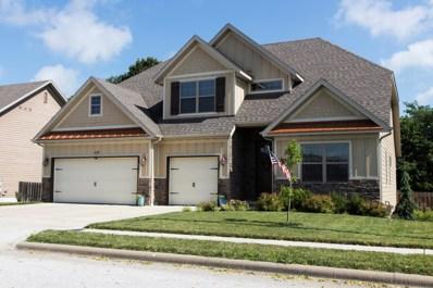 417 W Ivy Creek Drive, Ozark, MO 65721 - MLS#: 60139331
