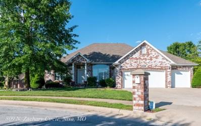 809 N Zachary Circle, Nixa, MO 65714 - MLS#: 60139504