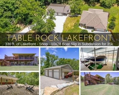 117 Lake Expressway Trail, Branson West, MO 65737 - MLS#: 60140893