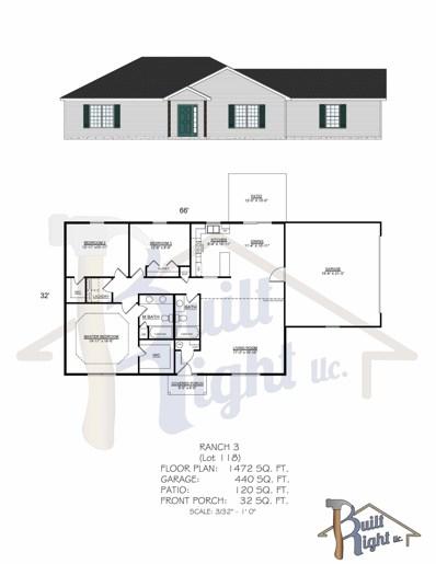Tbd  Oak Creek Lot 118 Circle, Branson West, MO 65737 - MLS#: 60141916