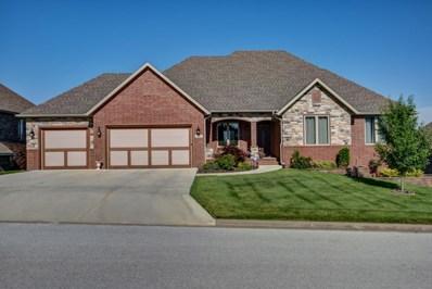 1291 S Amber Ridge Drive, Nixa, MO 65714 - MLS#: 60142095