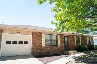 212 E Scott Wayne Drive, Nixa, MO 65714 - MLS#: 60144640