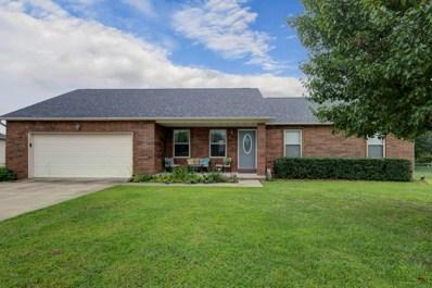 1161 Robins Nest Hill, Mt Vernon, MO 65712 - MLS#: 60145710