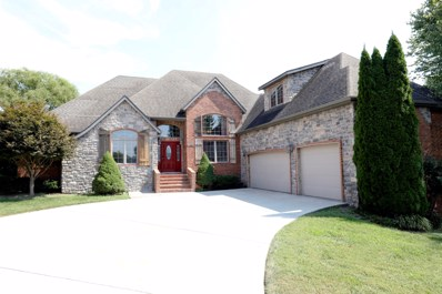 3214 W Shimmerstone Court, Springfield, MO 65810 - MLS#: 60146173