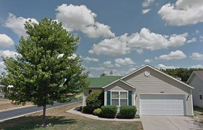 987 W Birch Street, Nixa, MO 65714 - MLS#: 60147580