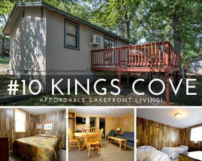 10 Kings Cove Lane, Reeds Spring, MO 65737 - MLS#: 60150061