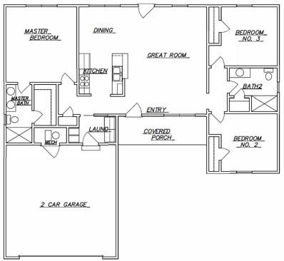 5036 W Skyler Drive, Springfield, MO 65802 - MLS#: 60151324