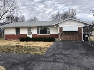 901 S East Street, Mt Vernon, MO 65712 - MLS#: 60152901