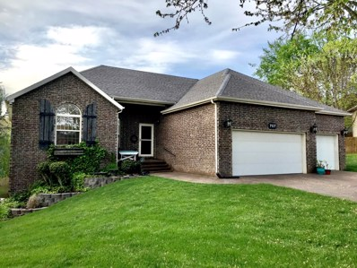 707 River Rock Court, Nixa, MO 65714 - MLS#: 60155291