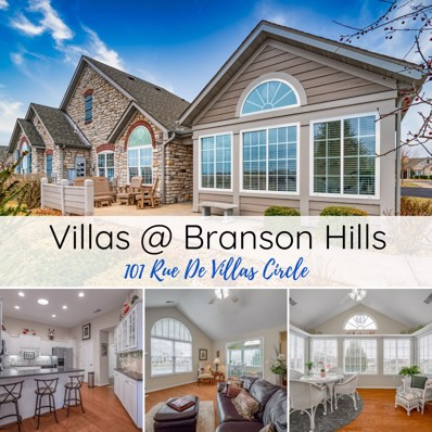 101 Rue De Villas Circle, Branson, MO 65616 - MLS#: 60157062