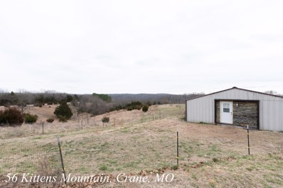 56 Kittens Mountain, Crane, MO 65633 - MLS#: 60157638