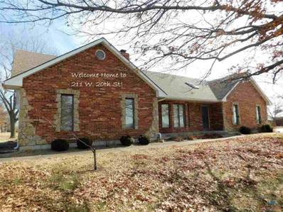 211 W 20th, Holden, MO 64040 - MLS#: 83527