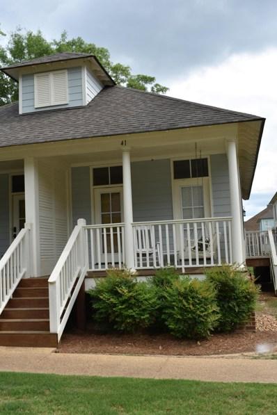 100 River Road, #41, Starkville, MS 39759 - MLS#: 18-1167
