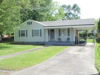 608 Plain St, Columbus, MS 39701 - MLS#: 19-1041