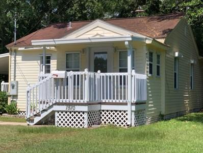 1510 Buena Vista St, Pascagoula, MS 39567 - MLS#: 333257
