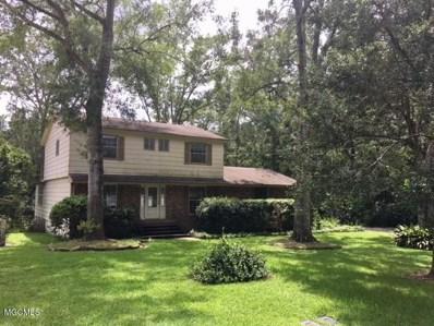 2500 Bayou Oaks St, Gautier, MS 39553 - MLS#: 337076