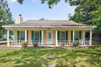 2012 Deer St, Ocean Springs, MS 39564 - MLS#: 337501