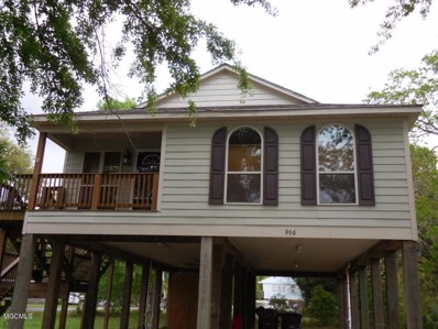 906 13TH St, Pascagoula, MS 39567 - MLS#: 337719