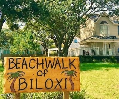 1318 B Beach Blvd UNIT 6, Biloxi, MS 39530 - MLS#: 339046