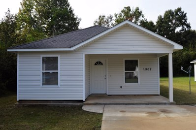 1907 47TH Ave, Gulfport, MS 39501 - MLS#: 340751